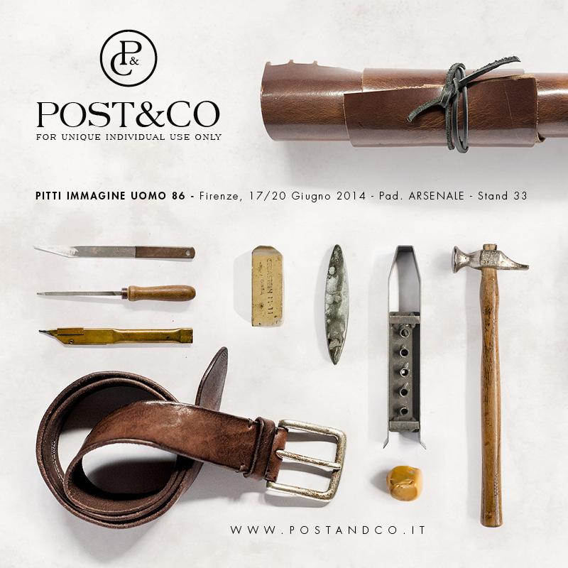 Post&Co a Pitti Uomo 86